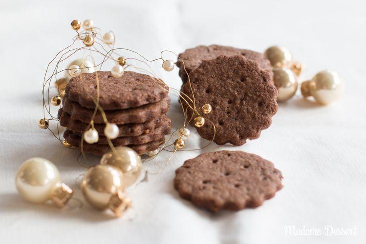 Spekulatius Cookies | cookie'n'cable |Madame Dessert
