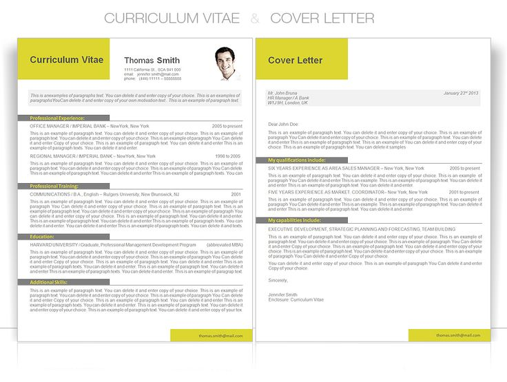 cover letter word templates \u2013 Resume Sample Web