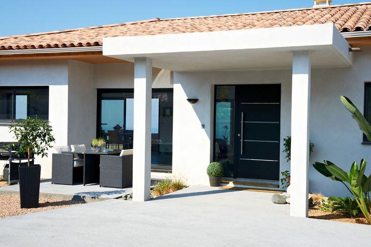 Les 11 meilleures images du tableau maisons modernes sur for Porte zilten cotim 11