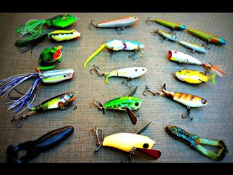 Top 5 Largemouth Bass Fishing Lures – Fins Catcher