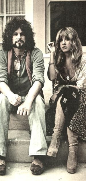 Stevie Nicks & Lindsey Buckingham