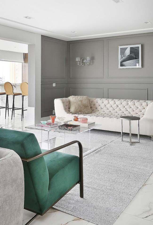 Cores Modernas Para Objetos Classicos Na Decoracao Da Sala Sofas