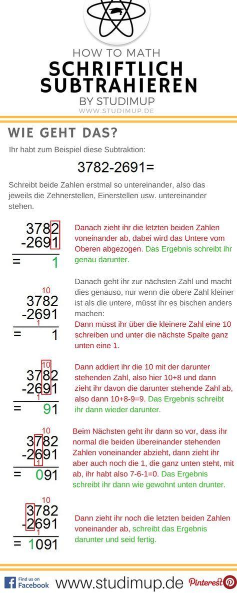 269 besten Mathe 8 Bilder auf Pinterest | Lernen, Schule und Mathematik