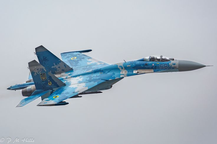 https://flic.kr/p/Vzt183 | Sukhoi Su-27 'Flanker'