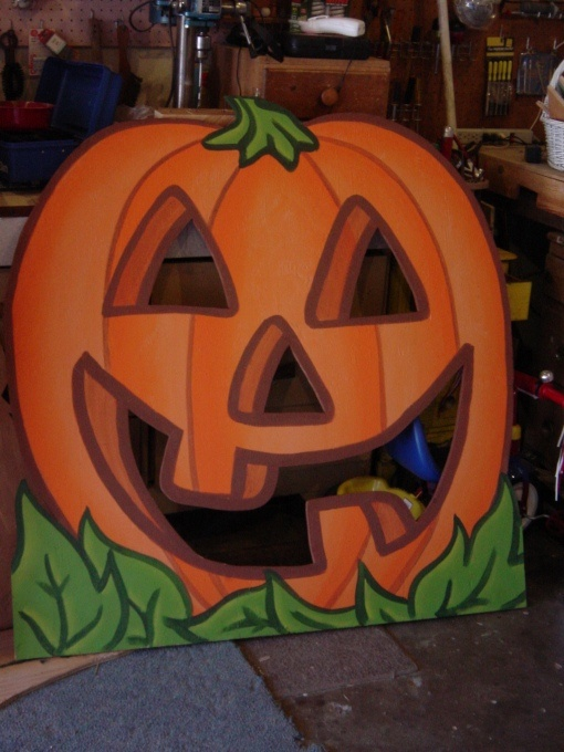 Bean Bag Toss Pumpkins Halloween And Bags