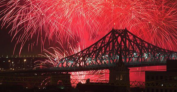 Pont Jacques-Cartier Canada