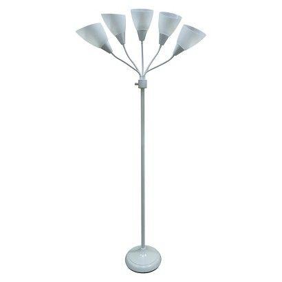 Room Essentials® 5-Head Floor Lamp @ Target - 9 Best Lamps Images On Pinterest Basement, Creative Inspiration