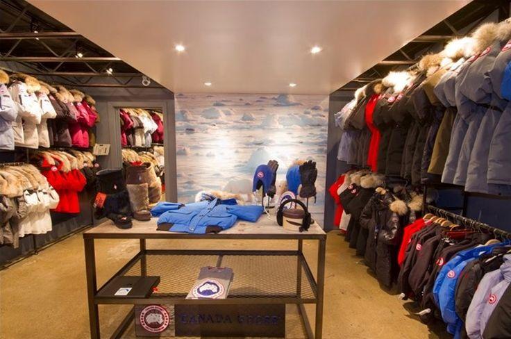 canada goose store location