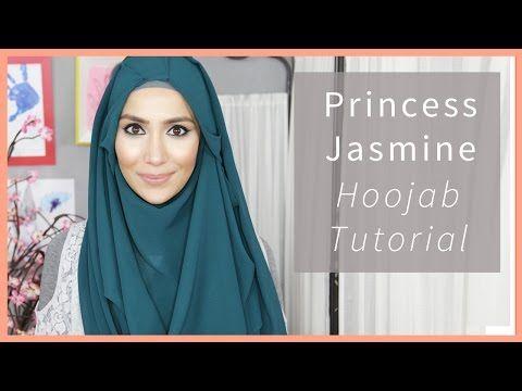 PRINCESS JASMINE HOOJAB TUTORIAL | Amenakin - IslamVid - Find the Best Islamic Videos By the top Muslim Lecturers