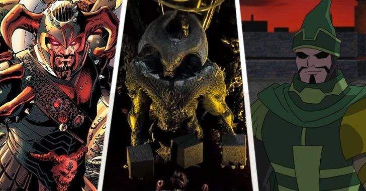 Pegando vários fãs de surpresa, o vilão do primeiro filme da Liga da Justiça foi confirmado e não é o Darkseid, como muitos esperavam, pelo menos não diretamente. O Steppenwolf, ou Lobo da Estepe, é o tio do vilão, um de seus melhores generais e estrategistas de guerra e vai botar o terror na Terra …