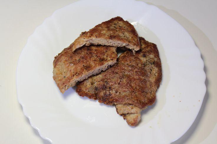 Отбивные из свинины / Pork chops