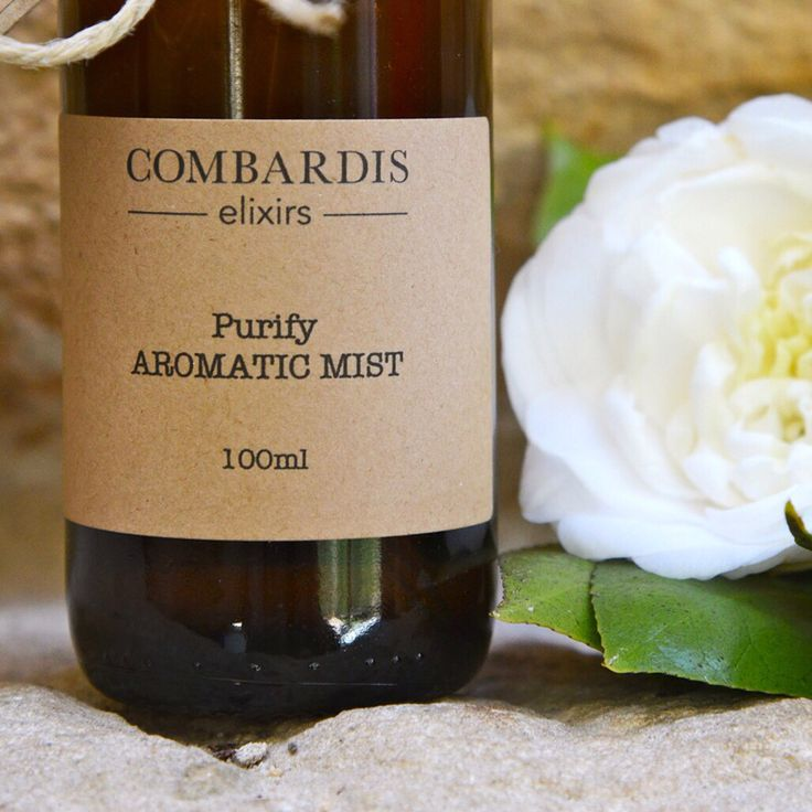 Purify essential oil mist