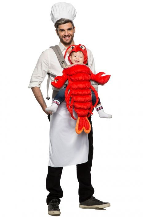 Baby & Me - Chef & Lobster