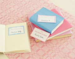 buy a blank journal to pass around and have guests write a wish for the new baby in it. It can become the new mom's journal of her baby's first years.