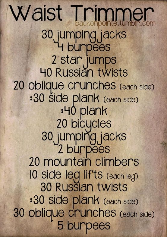 Waist Trimmer...  Gonna try this!