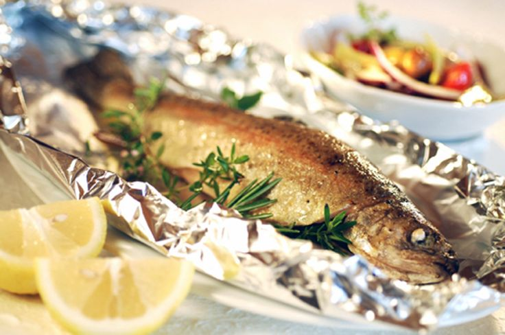 Coregone lavarello, typical #grilled #fish of #LakeGarda | #food #cooking