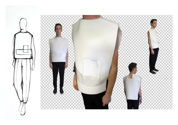 #WHITE project - Male vest look and pics #fashion #design #clothing #accessories #fabrics