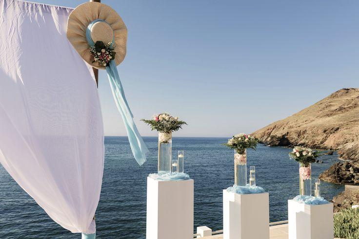 #wedding #romantic #summer #decor #Crete