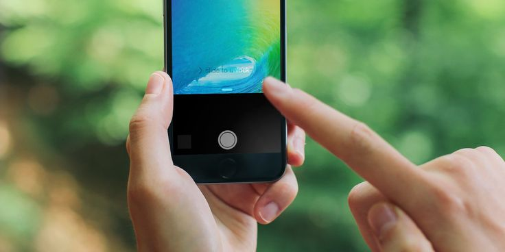 Guide: How to open the camera from the iPhone lock screen | iOS 9 - TapSmart
