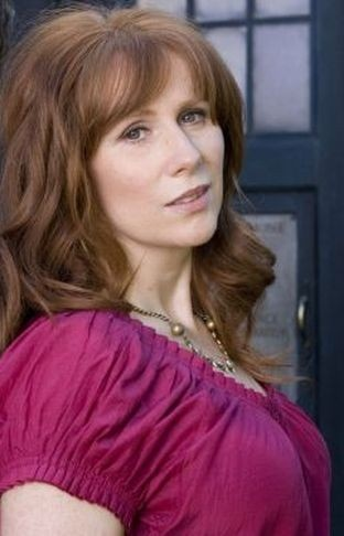 Catherine Tate was so wonderful as Donna Noble on Doctor Who. She's a brilliant actor!