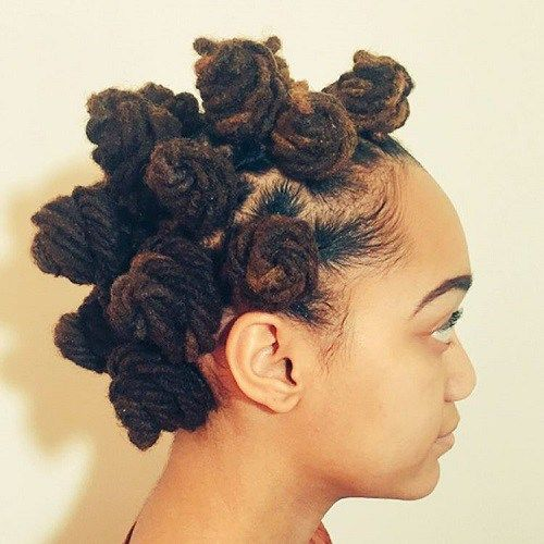 Crochet Hair Bantu Knots : ... Bantu Knot Styles on Pinterest Bantu Knots, Crochet Braids and Bantu