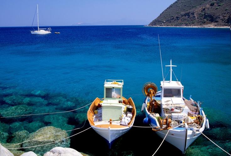 #Onar #Andros #island #Greece #BOAT #FISHING