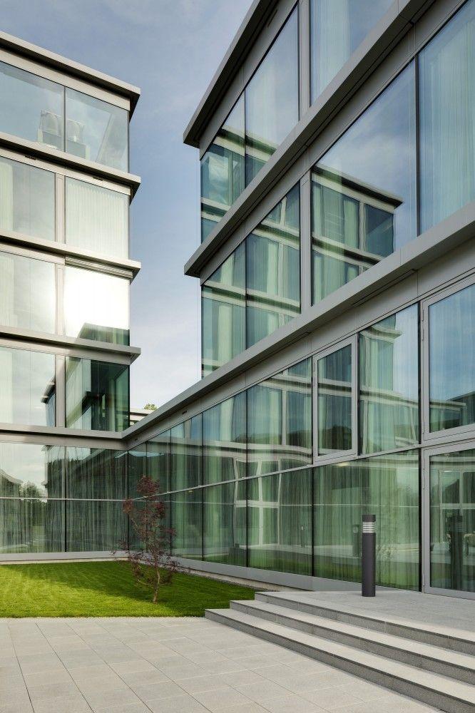 Allianz Headquarters in Zürich / Wiel Arets Architects
