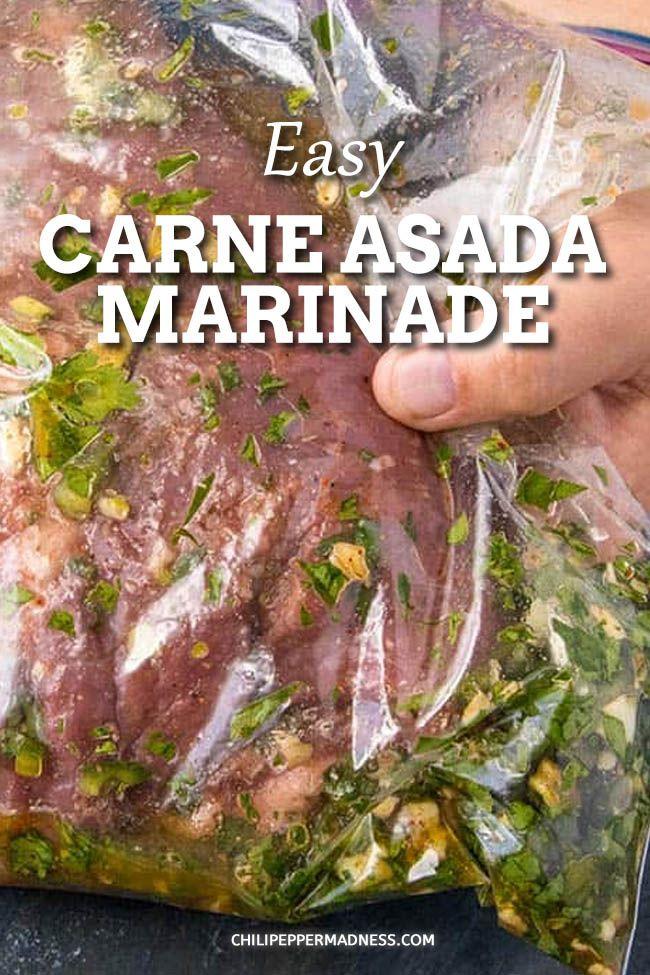 Carne Asada Marinade Recipe Authentic