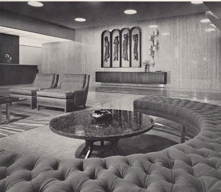 Glen Towers Los Angeles The Lobby