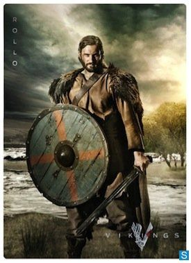 Vikings - Season 2 - Comic-Con 2013 - Promotional Character Cards (3)