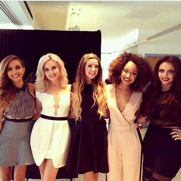 Little mix and Zoe :)xx ❤️ Perfection❤️