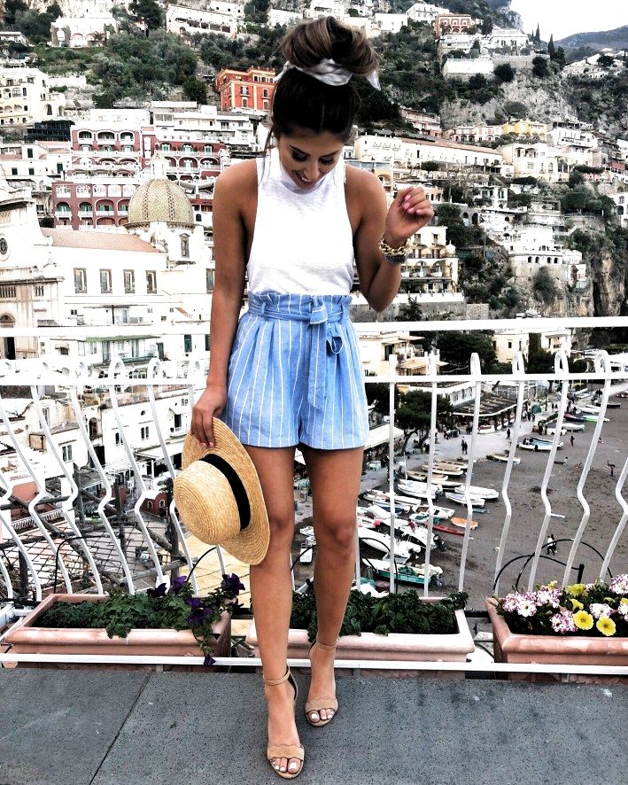 spring outfits europe