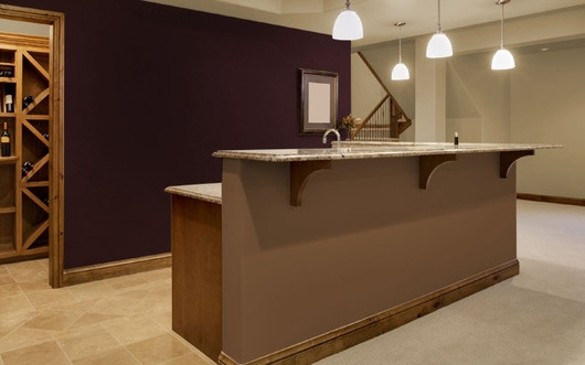 Basement Bar Simple For The Home Pinterest