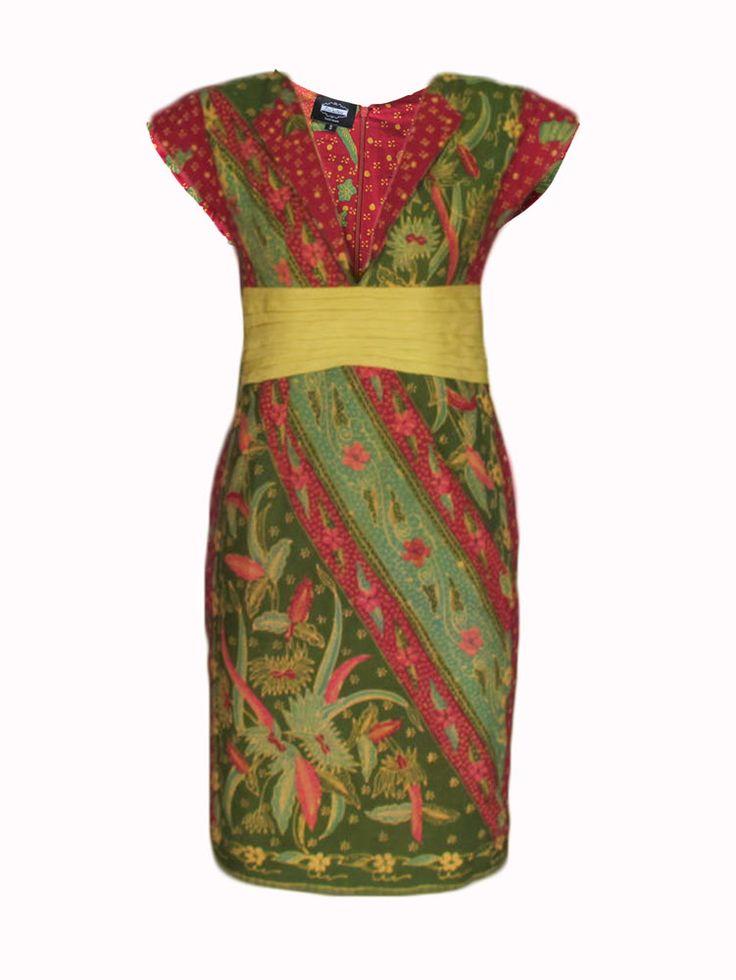 Code: BT01- Cirebon Hijau Marun  Fabric: Cirebon hand written batik, cotton, combination with chiffon.  Available size: S Prize: please ask us, contact on our profile.