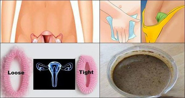 LADIES- 7 natural herbs that can tighten your vagina in no time