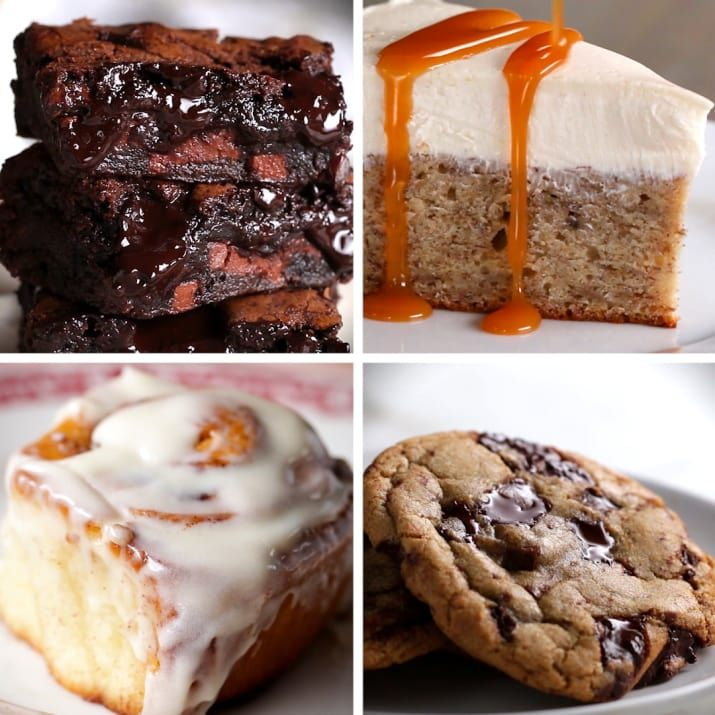 Here Are 6 Easy Desserts To Bake With Your Best Friend