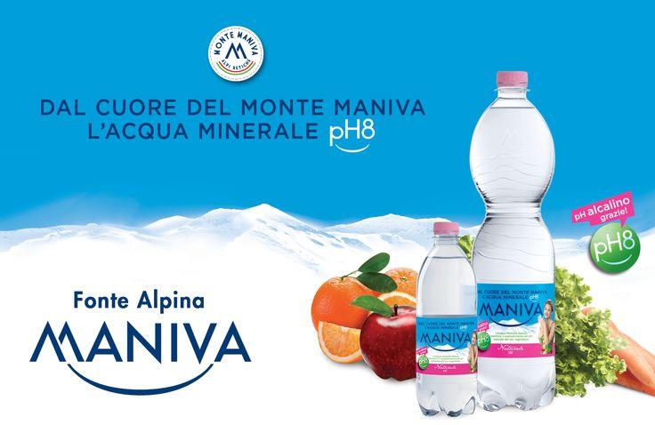 C'è un monte nelle Alpi Retiche che conserva nel cuore un'acqua leggera, alla quale dona l'equilibrio dei suoi minerali e il suo nome www.maniva.it