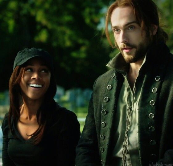 ichabod crane and abbie mills relationship goals