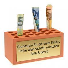 Weihnachtsgeschenk – Grundstein für die erste Million