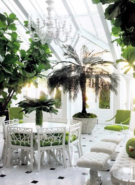 190 best Conservatory interiors images on Pinterest Conservatory