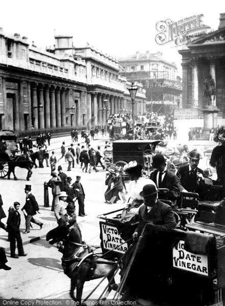 London, Bank of England c1900