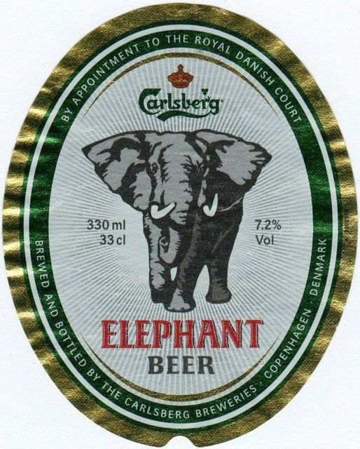 Elephant - Carlsberg Brewery