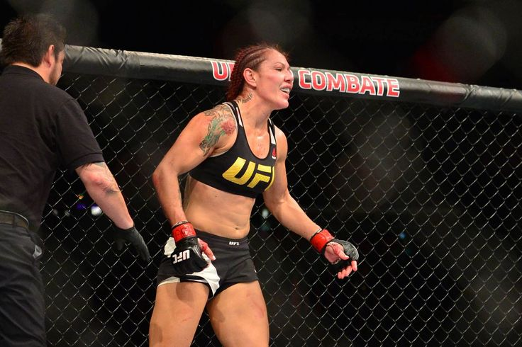 UFC fighter rankings: Cris Cyborg debuts in P4P list