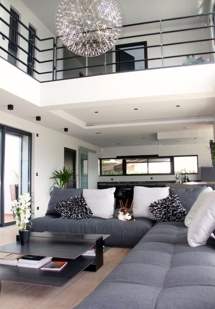 black railing and black accents are ok