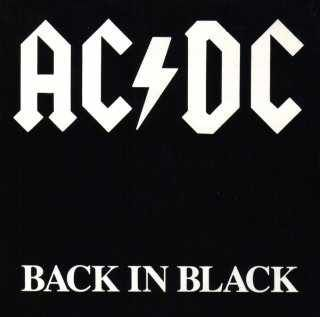 AC/DC - Back In Black - 1980