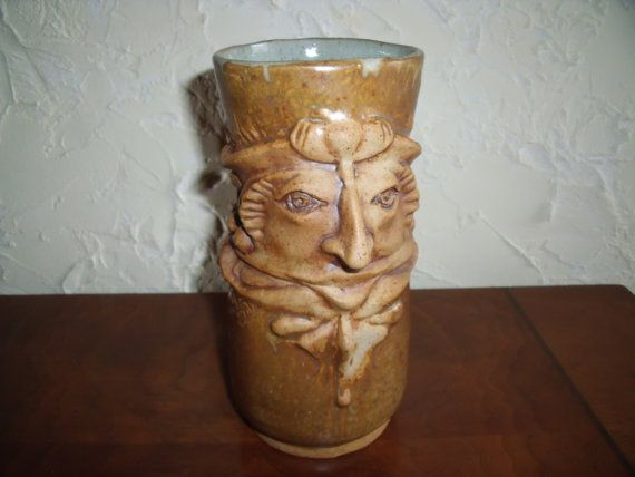 16 Best Vintage Head Vases Images On Pinterest Antique