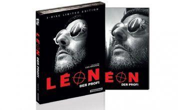 [Angebot]  Leon  Der Profi [Blu-ray] [Directors Cut] [Limited Edition] für 1024