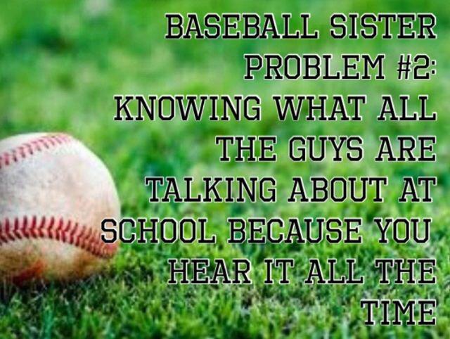 Baseball Sister Problem