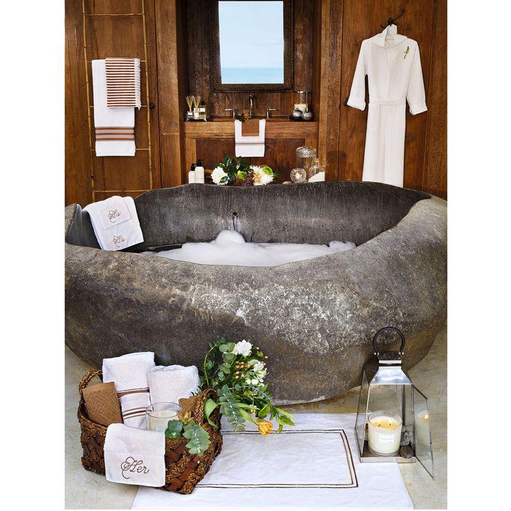 Халат купальный с капюшоном женский - полотенца и банные халаты - Ванная комната | Zara Home Российская Федерация