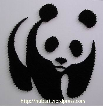 panda_stringart